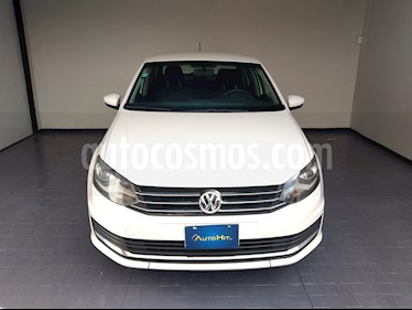 Volkswagen Vento Comfortline Aut usado (2018) color Blanco precio $174,500