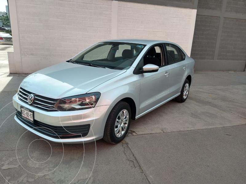 Foto Volkswagen Vento Startline usado (2017) color Plata precio $160,000