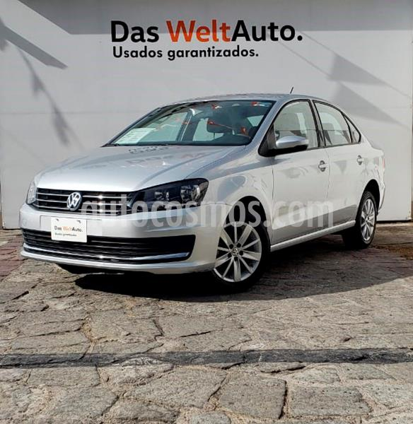 Volkswagen Vento Comfortline Aut usado (2019) color Plata Dorado precio $222,500