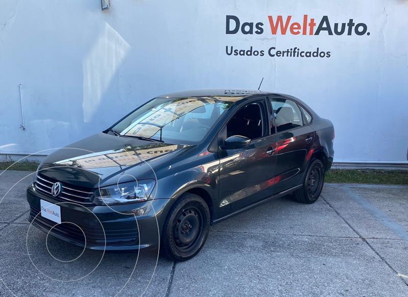 Foto Volkswagen Vento Startline usado (2020) color Gris Carbono precio $214,900