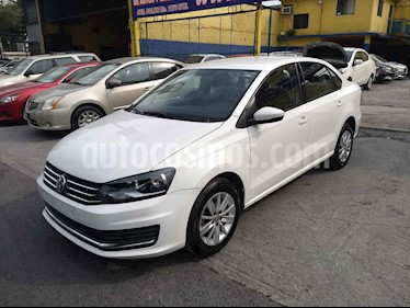 Volkswagen Vento Comfortline Aut usado (2017) color Blanco precio $159,000