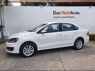 Volkswagen Vento Comfortline usado (2020) color Blanco Candy precio $229,900