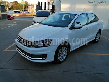 Volkswagen Vento Comfortline usado (2018) color Blanco precio $190,000