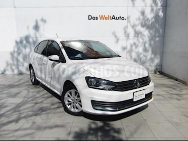Volkswagen Vento Comfortline usado (2016) color Blanco Candy precio $159,000
