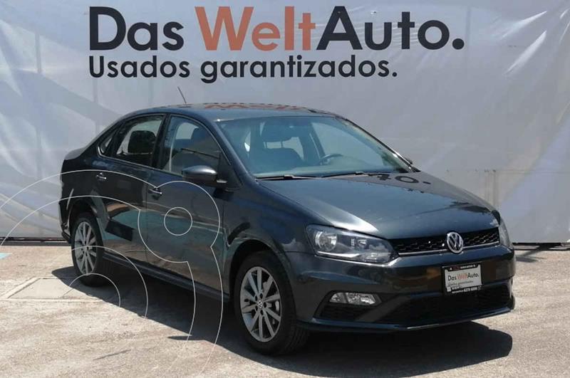 Foto Volkswagen Vento Comfortline Plus Aut usado (2020) color Gris precio $279,900