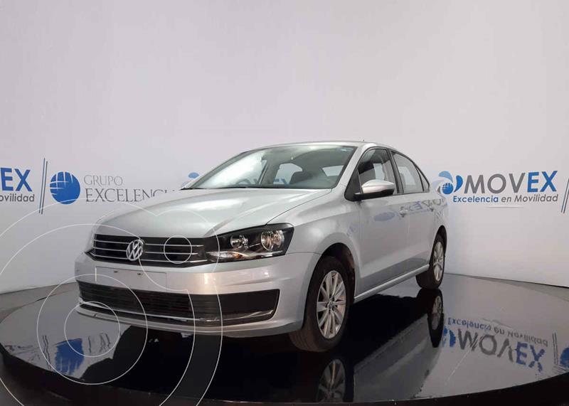 Foto Volkswagen Vento Comfortline Aut usado (2019) color Plata precio $225,000