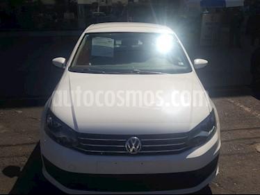 Volkswagen Vento Startline Aut usado (2018) color Blanco precio $155,100