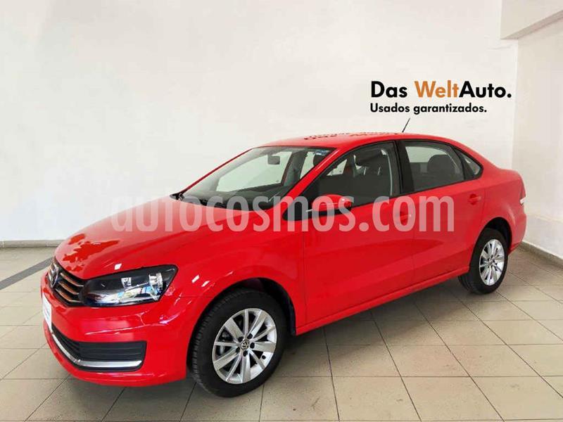 Volkswagen Vento Comfortline usado (2020) color Rojo precio $216,972
