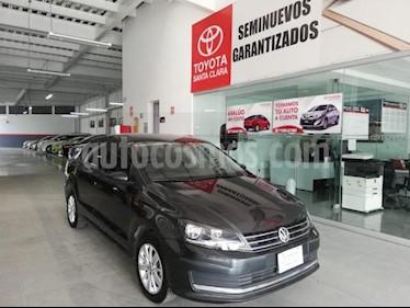Volkswagen Vento 4P CONFORTLINE L4/1.6 MAN usado (2017) color Gris precio $159,000