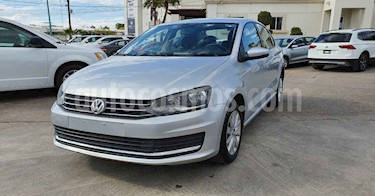 Volkswagen Vento 4p Confortline L4/1.6 Aut usado (2019) color Plata precio $169,800