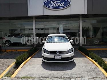 Volkswagen Vento TIPTRONIC usado (2017) color Blanco precio $144,000