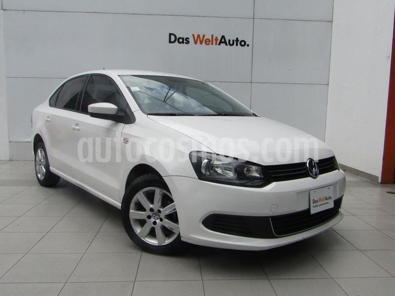Volkswagen Vento Active Aut usado (2014) color Blanco Candy precio $137,000