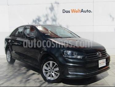 Volkswagen Vento Comfortline TDI DSG usado (2018) color Gris Carbono precio $229,000