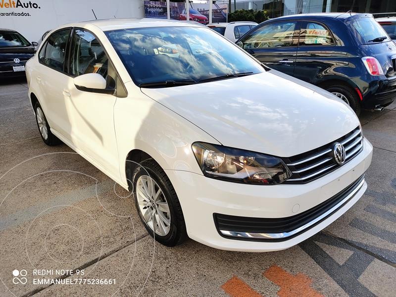 Foto Volkswagen Vento Comfortline Aut usado (2020) color Blanco Candy precio $254,900