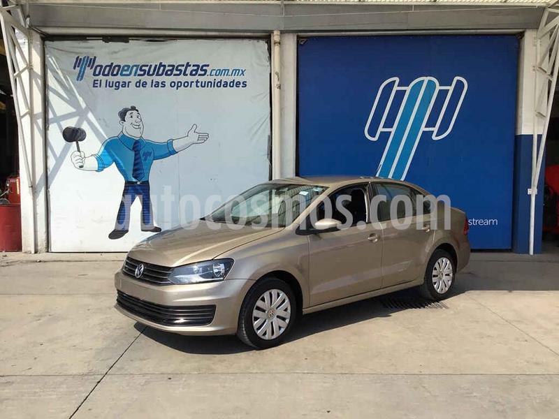 Volkswagen Vento Startline usado (2019) color Dorado precio $70,000