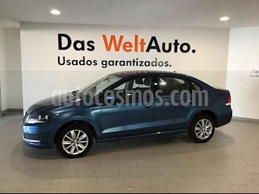Volkswagen Vento Comfortline usado (2019) color Azul precio $238,000