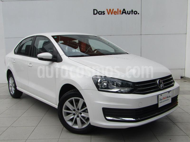 Volkswagen Vento Comfortline Aut usado (2020) color Blanco Candy precio $243,000