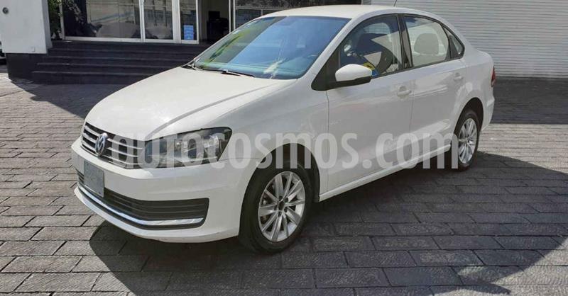 Volkswagen Vento Comfortline Aut usado (2019) color Blanco precio $172,900