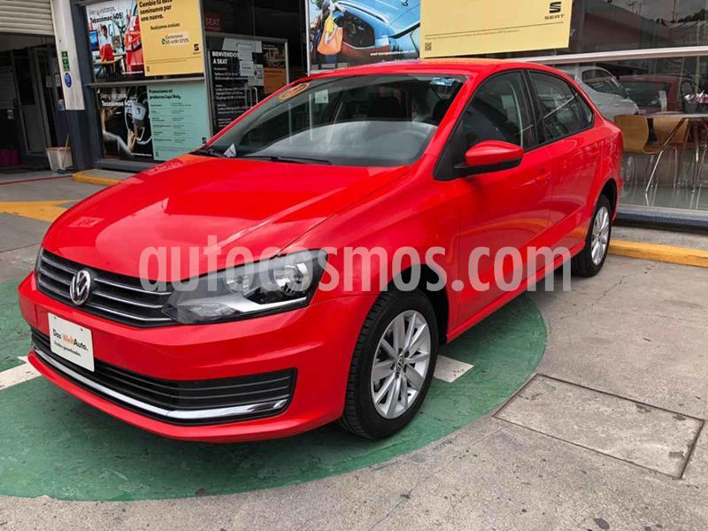 Foto Volkswagen Vento Comfortline Aut usado (2019) color Rojo precio $222,990