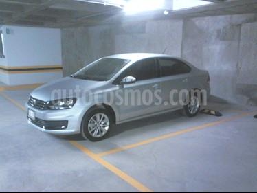 Volkswagen Vento Comfortline Aut usado (2016) color Plata precio $155,000