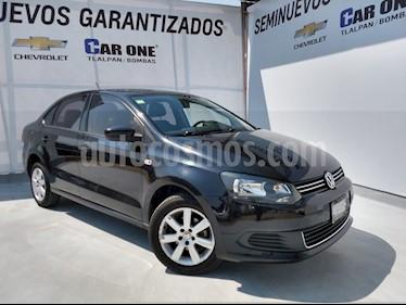 Volkswagen Vento Active usado (2014) color Negro precio $130,000
