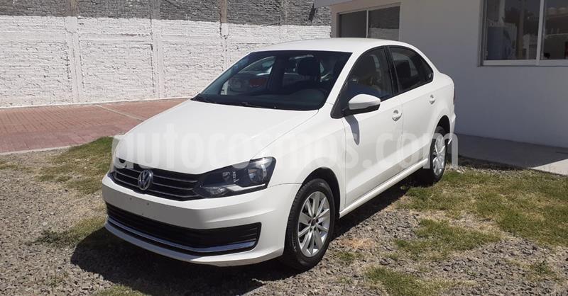 Volkswagen Vento Comfortline TDI usado (2019) color Blanco precio $169,900