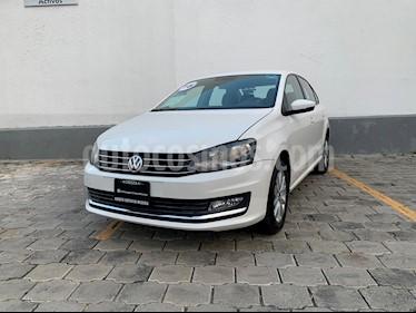 Volkswagen Vento Comfortline usado (2016) color Blanco Candy precio $149,900