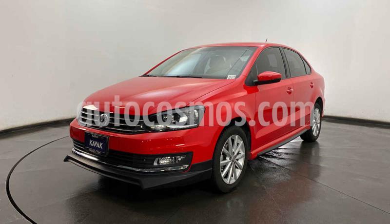 Volkswagen Vento Highline Aut usado (2019) color Rojo precio $244,999