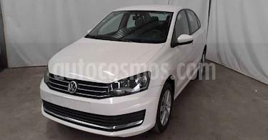 Volkswagen Vento 4p Confortline L4/1.6 Aut usado (2019) color Blanco precio $189,800