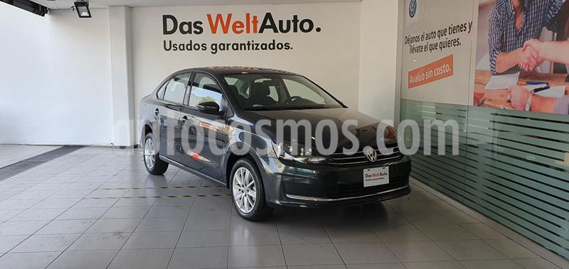 Volkswagen Vento Comfortline TDI DSG usado (2019) color Gris Carbono precio $215,000