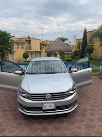 Volkswagen Vento Allstar usado (2017) color Plata Reflex precio $169,000