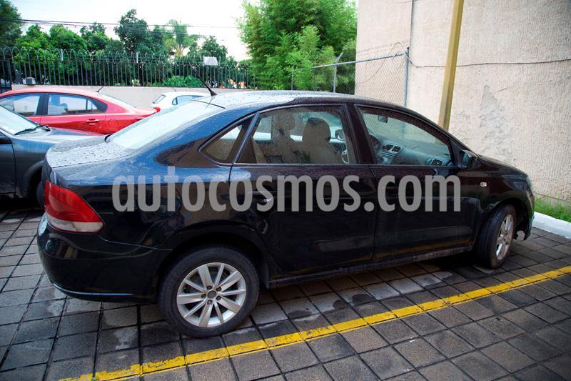 Volkswagen Vento Highline usado (2014) color Negro precio $98,000