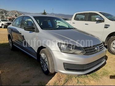 Volkswagen Vento 4P STARLINE L4/1.6 AUT usado (2017) color Plata precio $150,000