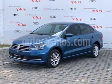 Volkswagen Vento TDI Comfortline usado (2018) color Azul precio $197,500