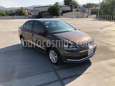 Volkswagen Vento Comfortline usado (2018) color Marron precio $195,001