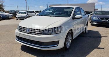 Volkswagen Vento 4 pts. Comfortline Tiptronic usado (2018) color Blanco precio $124,800