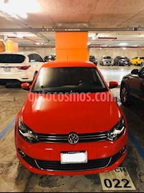 Volkswagen Vento Highline usado (2015) color Rojo precio $145,000