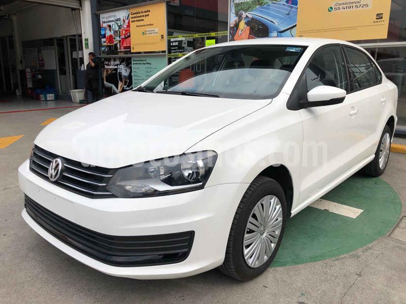 Foto Volkswagen Vento Startline Aut usado (2020) color Blanco precio $208,990
