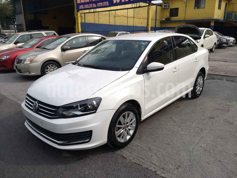 Foto Volkswagen Vento Comfortline Aut usado (2017) color Blanco precio $159,000