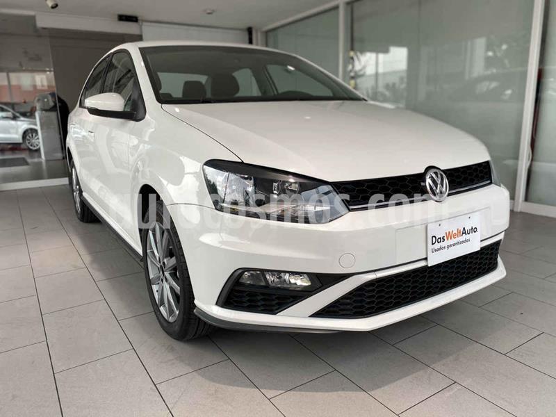 Volkswagen Vento Comfortline Plus usado (2020) color Blanco precio $240,000