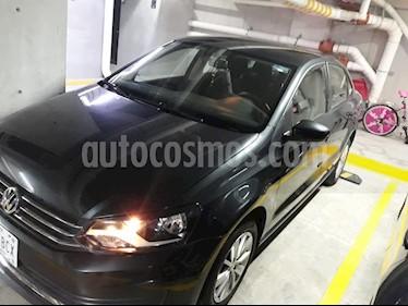 Volkswagen Vento Comfortline usado (2018) color Gris Carbono precio $180,000