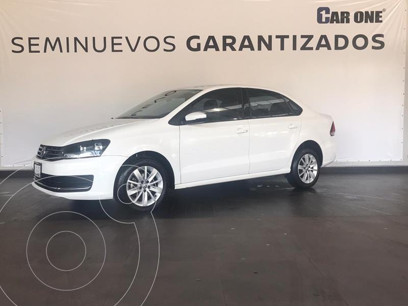 Volkswagen Vento Comfortline usado (2018) color Blanco precio $174,900