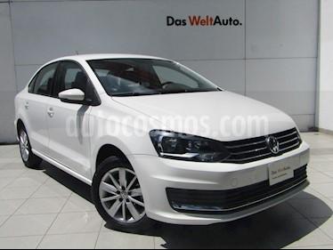 Volkswagen Vento Comfortline usado (2019) color Blanco Candy precio $199,000