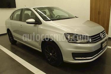 Foto Volkswagen Vento Comfortline Aut usado (2016) color Plata precio $165,000