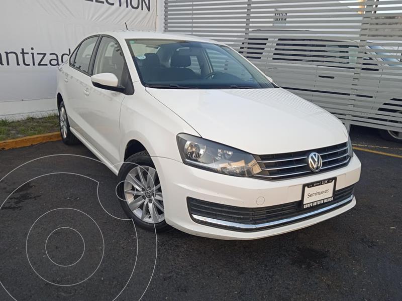Foto Volkswagen Vento Comfortline Aut usado (2019) color Blanco Candy precio $210,000