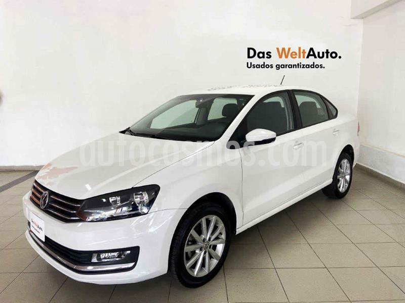 Volkswagen Vento Highline usado (2020) color Blanco precio $217,570