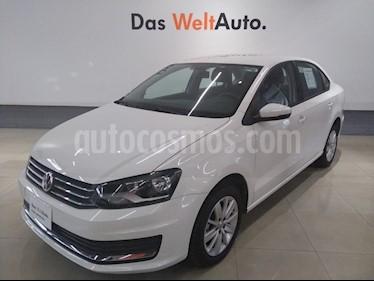 Volkswagen Vento Comfortline usado (2018) color Blanco Candy precio $205,000