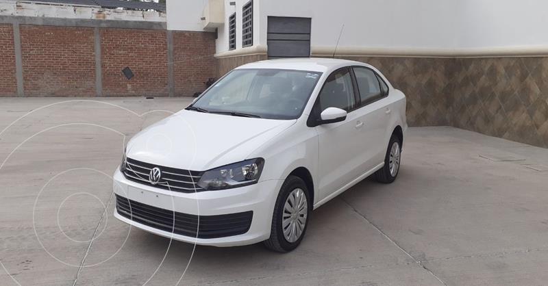 Foto Volkswagen Vento Startline Aut usado (2020) color Blanco precio $197,900