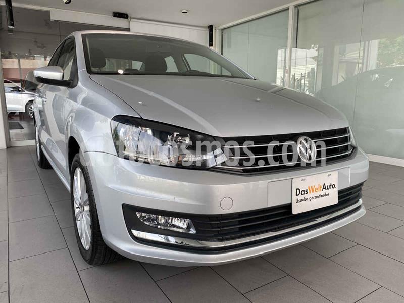 Volkswagen Vento Highline usado (2020) color Plata precio $220,000