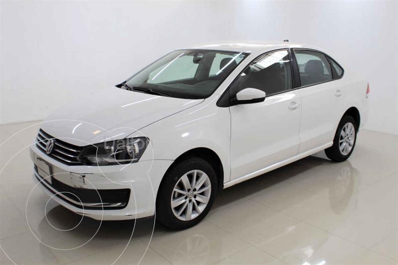 Foto Volkswagen Vento Comfortline usado (2019) color Blanco precio $189,000